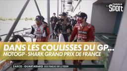 Dans l'intimité des pilotes après la course : SHARK Grand Prix de France