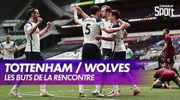 Les buts et le débrief de Tottenham / Wolverhampton