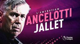 Ancelotti / Jallet : L'entretien : Canal Football Club