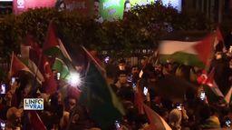 Conflit israélo-palestinien : des manifestations dans le monde