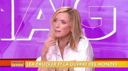 """Léa Drucker présente la saison 2 de """"La guerre des mondes"""""""