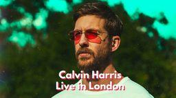 Calvin Harris : live in London
