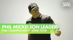 Mickelson pour l'histoire, les Français pour apprendre : PGA Championship 2021 - 2ème tour