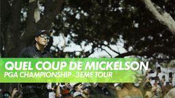 Quel coup de Phil Mickelson ! PGA Championship : PGA Championship 2021 - Kiawah Island