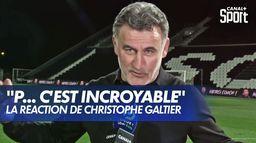 Christophe Galtier rend hommages aux artisans du titre lillois : Ligue 1 Uber Eats