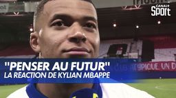 La première réaction de Kylian Mbappé après la perte du titre : Ligue 1 Uber Eats