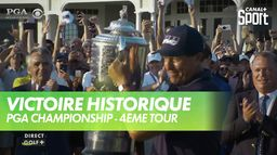 Victoire historique de Mickelson : PGA Championship 2021 - Kiawah Island