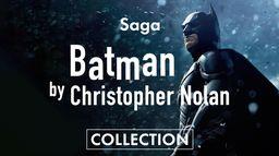 Batman by Christopher Nolan