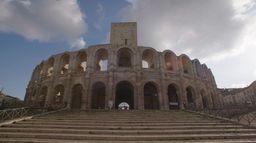 Arles, au cœur de la cité antique