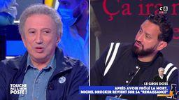 Récap TPMP : Les vérités de Michel Drucker, le dérapage de Jean-Marie Bigard, l'Eurovision 2021