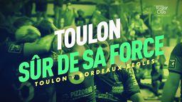 Le résumé de Toulon / Bordeaux-Bègles : Canal Rugby Club