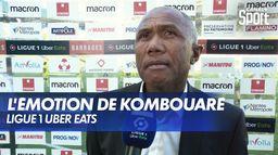 """""""J'avais jamais ressenti ça"""" : Kombouaré ému après le maintien de Nantes : Ligue 1 Uber Eats"""