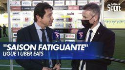 La réaction de Waldermar Kita après le maintien de Nantes : Ligue 1 Uber Eats