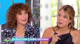 La Playlivre d'Anne Depétrini