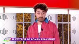 Roman Frayssinet a les dents aiguisées