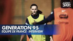 Entretien avec Adrien Rabiot sur les Bleus de 95/96 formés au PSG