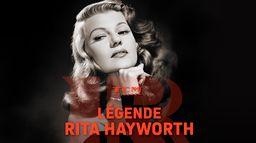 Légende : Rita Hayworth
