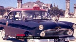Découverte : Les dingues de Taxis