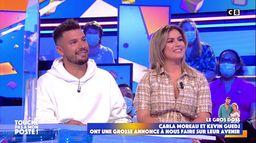 Récap TPMP: Carla et Kévin quittent Les Marseillais, agressions racistes, Fabrice Di Vizio de retour