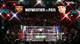 Floyd Mayweather Jr / Logan Paul - Juin