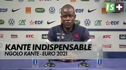 Kanté, discrètement indispensable : Euro 2021