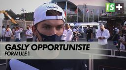 Pierre Gasly, l'opportuniste : Grand prix d'Azerbaidjan