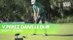 Pas de cut pour Victor Perez : Golf+ Le Mag