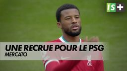 Wijnaldum, première recrue du Paris SG : Mercato