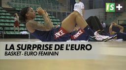 Gabby Williams, la surprise franco-américaine : Euro basket féminin