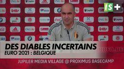Les Diables rouges en eaux troubles : Euro 2021 : Belgique