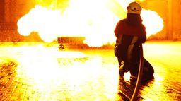 100 jours avec les pompiers de Lyon