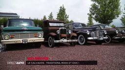 Aller Simple : Normandie en Range Rover Fifty !