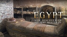 Egypt : New Discoveries, Ancient Mysteries