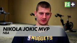 Nikola Jokic MVP 2021 : NBA
