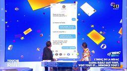 L'indic de la rédac : les conversations coquines entre la mère de Sasha Elbaz et Guillaume Genton !