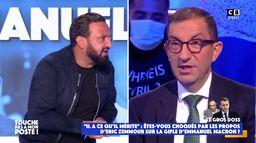 """""""Tu es un abruti !"""" Cyril Hanouna  très remonté face à Jean Messiha"""