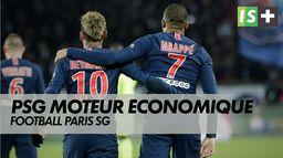 Le PSG, une locomotive économique : Football : Paris SG