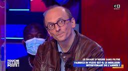 Fabrice Di Vizio est-il le meilleur intervenant de l'année de TPMP ?