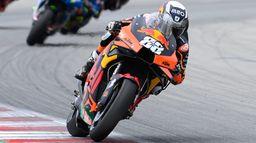 Essais qualificatifs 1 des Moto GP