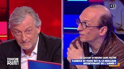 """Fabrice Di Vizio à Gilles Verdez : """"Vous êtes insignifiant !"""""""