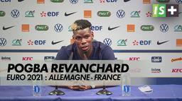 Les espoirs légitimes de Paul Pogba : Euro 2021 : Allemagne - France