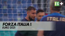 La Squadra n'attends que ça : Euro 2021 : Italie