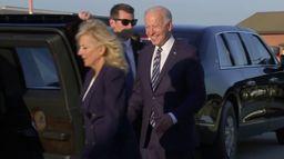Tension entre Joe Biden et Vladimir Poutine