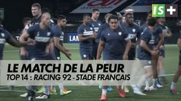 Un derby en guise de barrage : Top 14 : Racing 92 - Stade français