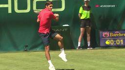 Ivashka / Federer