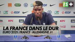 La France directement dans le dur : Euro 2021: France - Allemagne J-1