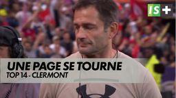 Une page se tourne à l'ASM : TOP 14 - Clermont