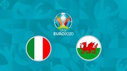 Italie / Pays de Galles