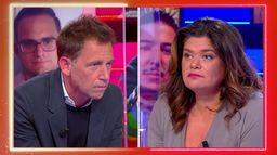 Le débat tendu entre Daniel Riolo et Raquel Garrido sur le salaire des footballeurs