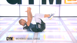 Mohamed : Workout abdos / gainage
